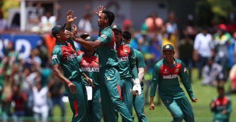 অনূর্ধ্ব-১৯ বিশ্বকাপ: ভারতকে হারিয়ে বিশ্ব চ্যাম্পিয়ন বাংলাদেশ