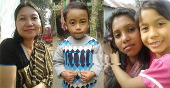 Four people, including children of the same family, killed in Gazipur