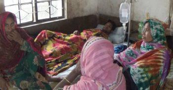 চুয়াডাঙ্গার মাছ ব্যাবসায়ি ঝিনাইদহে ট্রাক চাপায় নিহত, একজন আহত