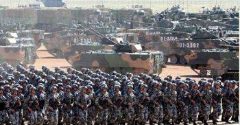 ভারতের বিস্তীর্ণ এলাকা দখলে নিয়েছে চীনা সেনারা