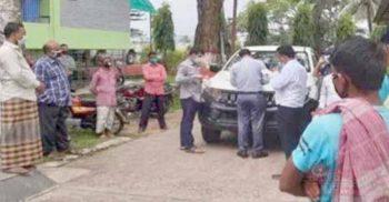 রাঙামাটিতে মাস্ক না পরায় ১৭ জনকে জরিমানা করেছেন ভ্রাম্যমাণ আদালত
