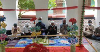 ঝিনাইদহে মরমী কবি পাগলা কানাইয়ের মৃত্যুবার্ষিকী পালন