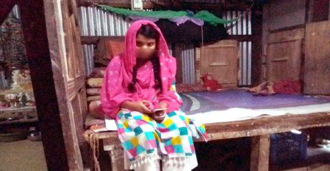 কলাপাড়ায় স্ত্রীর দাবীতে প্রেমিকের বাড়ীতে অবস্থান প্রেমিকার