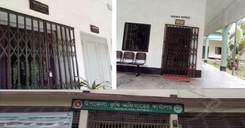 ঝিনাইদহে সরকারী নির্দেশনা অমান্য করে কর্মস্থান ত্যাগ