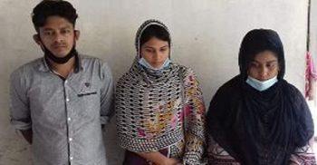 ঝিনাইদহে প্রতারণা করে টাকা হাতিয়ে নেওয়া চক্রের ২ নারীসহ ৩ জন গ্রেফতার