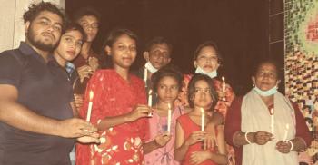 কলাপাড়ায় মোমবাতি প্রজ্জলন করে বঙ্গবন্ধু শিশুকিশোর মেলার বর্ষপূর্তি উদযাপন