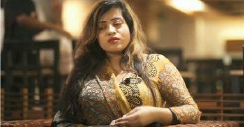 সমালোচিত মডেল সানাই মাহবুব করোনায় আক্রান্ত হয়ে হাসপাতালে