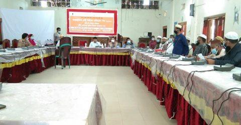 গলাচিপায় আন্তর্জাতিক নারী নির্যাতন প্রতিরোধে ইমামদের সাথে আস্থা প্রকল্পের সেমিনার