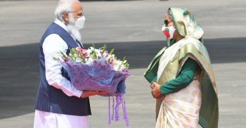 Narendra Modi thanks Sheikh Hasina for gift of mangoes