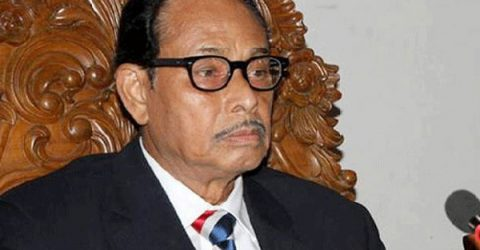 Today is the second death anniversary of 'Pallibandhu' Ershad